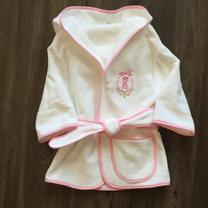 Children's Hooded Robe Cover Up