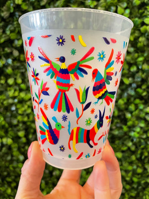 Frosted Otomi 16oz Cups