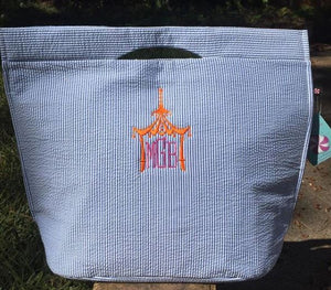 Lizzie Insulated Cooler Tote by Mint