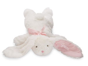 Floppy Bunny with Monogram on Ear