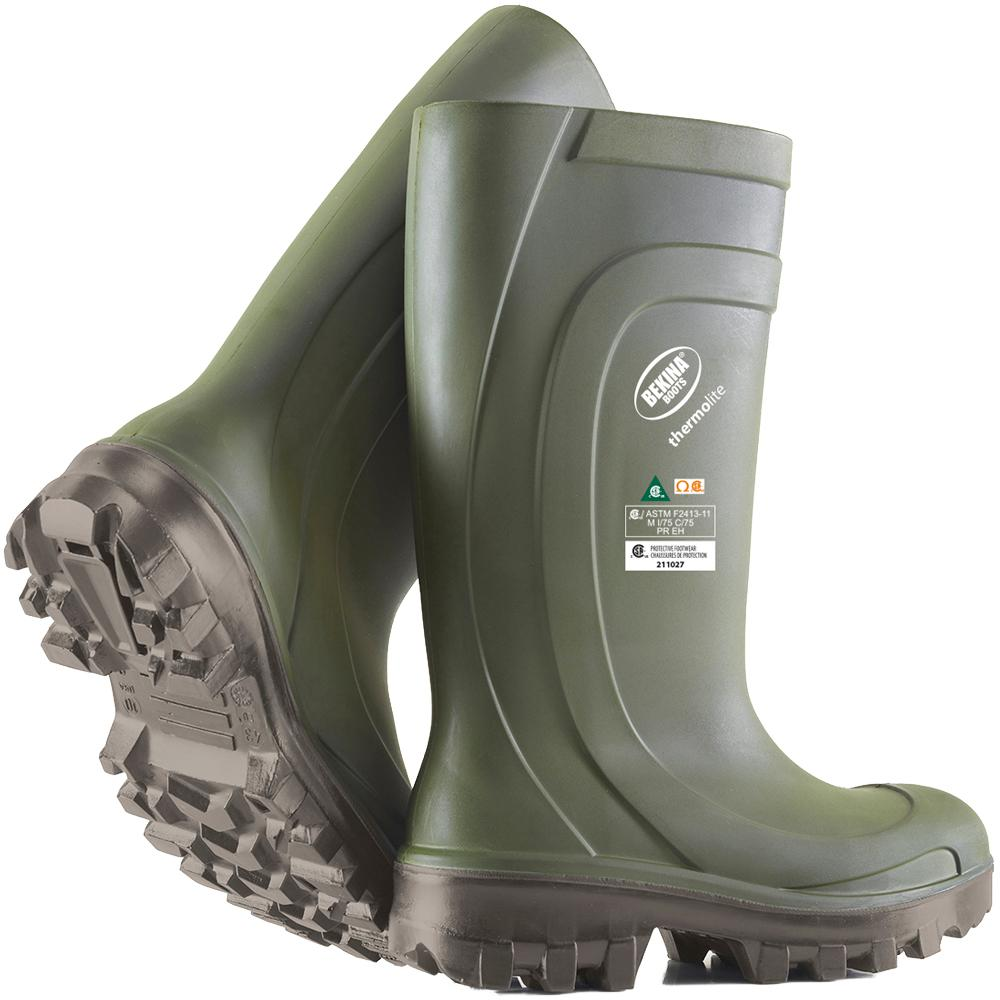 Viking Bekina Thermolite Insulated CSA Composite Rubber Boots Z090GG