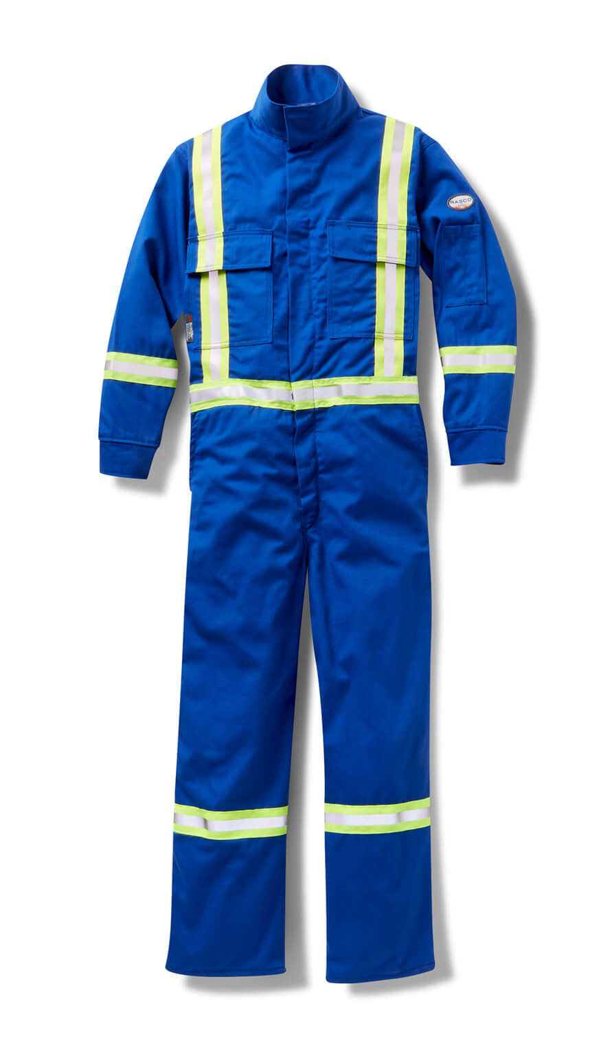 Royal Blue Premium FR Coverall w/ 2