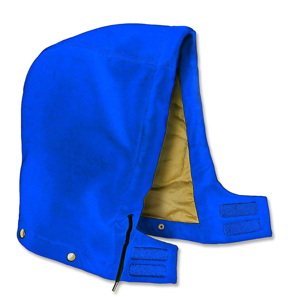 Royal Blue FR Replacement Parka Hood