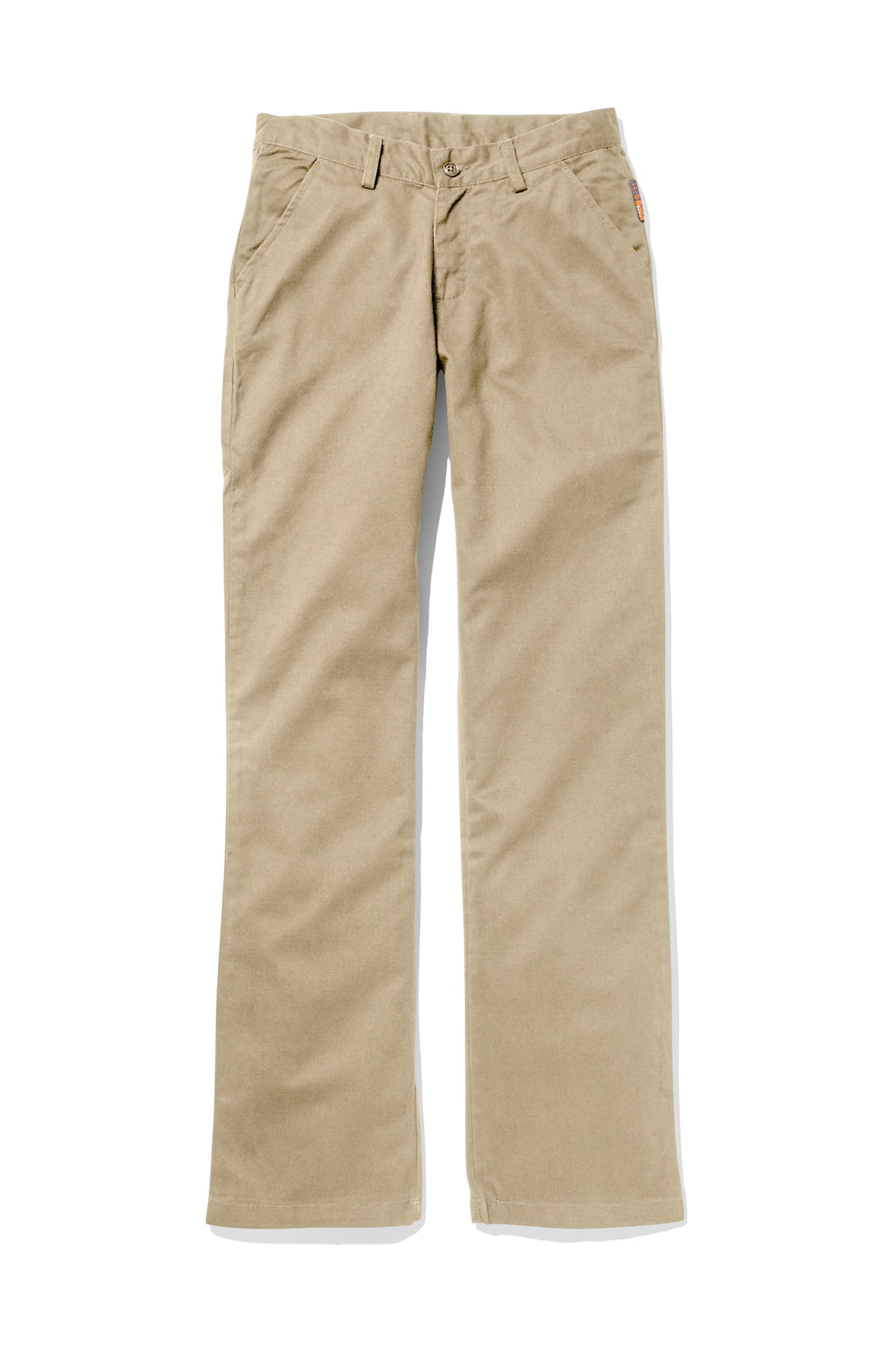 Women's Khaki FR Uniform Pant