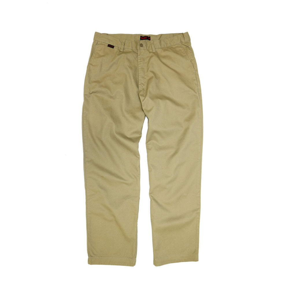 Flame Resistant Light Weight Khaki Work Pants - KPF750