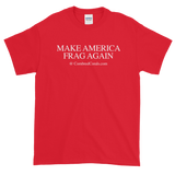 "Cornbred Corals ""Make America Frag Again - MAFA"" Short sleeve t-shirt"