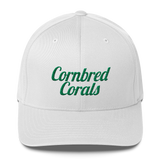 Cornbred Corals Flex-Fit Structured Twill Cap
