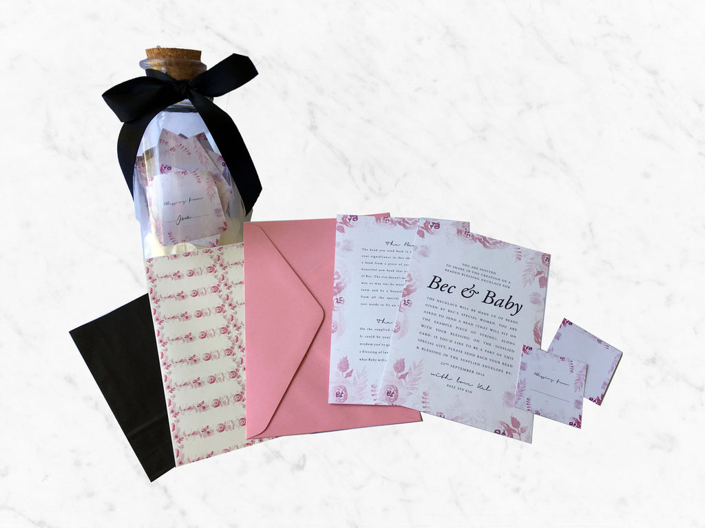 Mother to be Blessing Kit