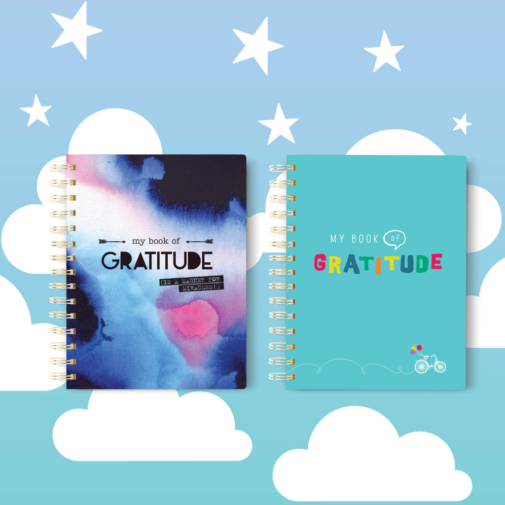 My book of gratitude - Kids & Teens