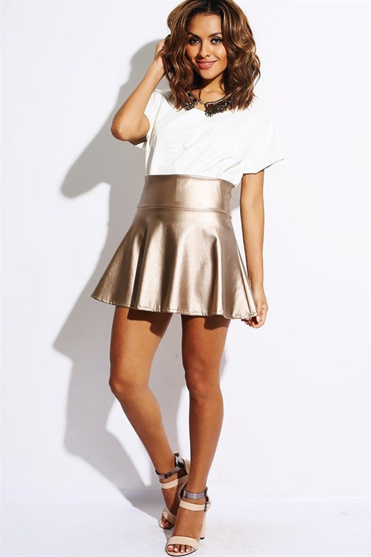 Trophy Skater Skirt - FINAL SALE