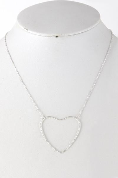 Heart Necklace (more colors)