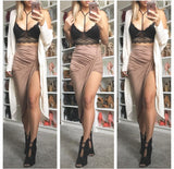 Babe Asymmetric Skirt (more colors)- FINAL SALE