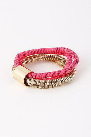Multi Rope Bracelet (more colors)