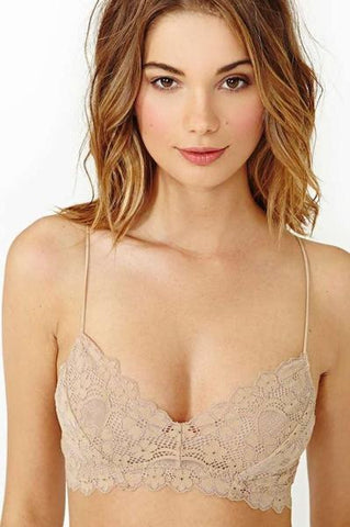 Delicate Lace Bralette (more colors) - FINAL SALE