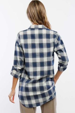 Timing Plaid Shirt
