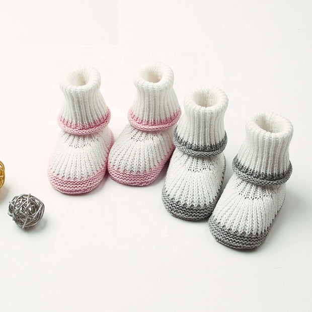 Soft knitted all season shoes - Little Guardian