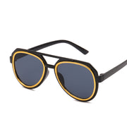 Aviator style sun glass - Little Guardian