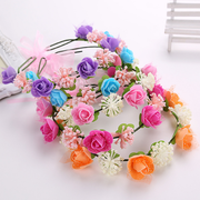 Lovely roses floral hairbands - Little Guardian