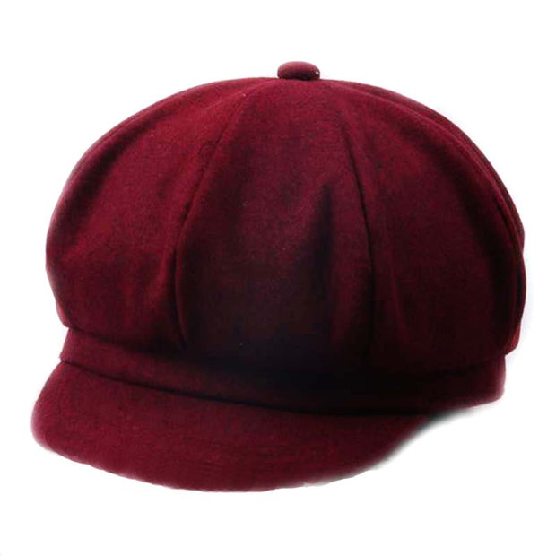 Baker street boy beret hat - Little Guardian