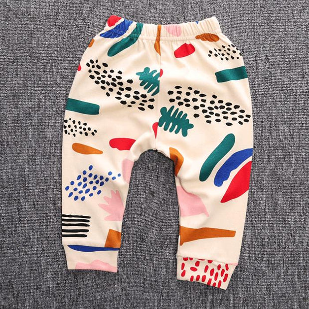 Printed unisex pants - Little Guardian
