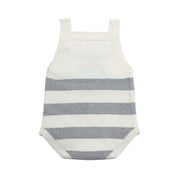 Warm Sleeveless Knitted All Season Romper  - Little Guardian