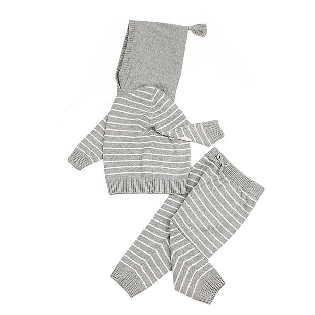 Long sleeve sweater set - Little Guardian