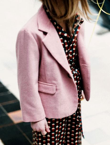 Stitching suit jacket - Little Guardian