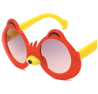 Animal face baby sun glass - Little Guardian