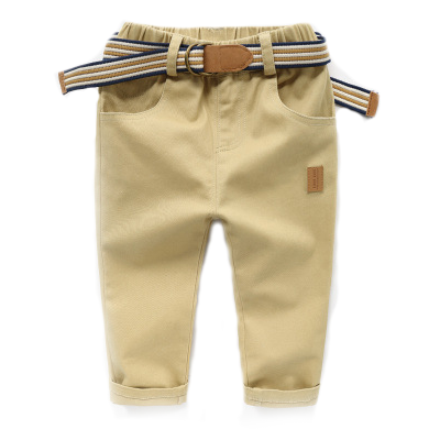 Boutique style Khaki pant - Little Guardian