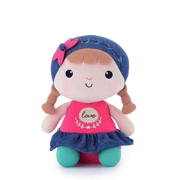 Pretty girl plush doll - Little Guardian
