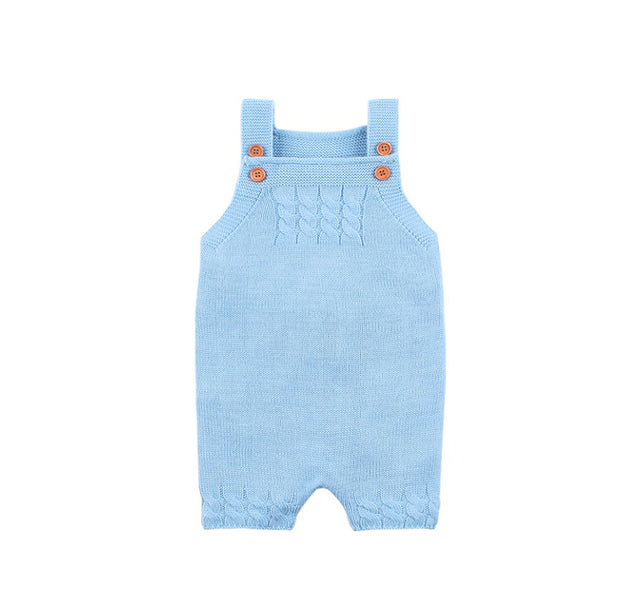 Sleeveless Sling Romper - Little Guardian