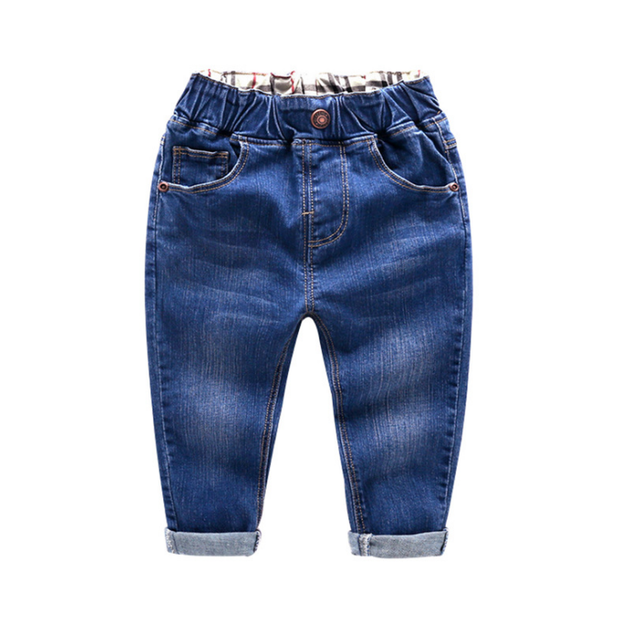 Color fade proof premium denim Light Blue - Little Guardian