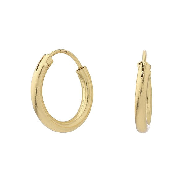 Orecchini True Essentials Hoops