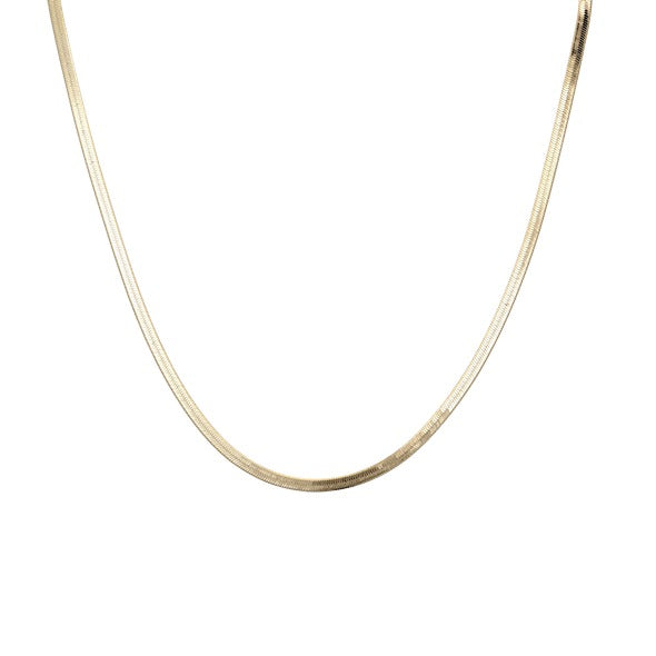 Collana True Essentials Snake Piatto