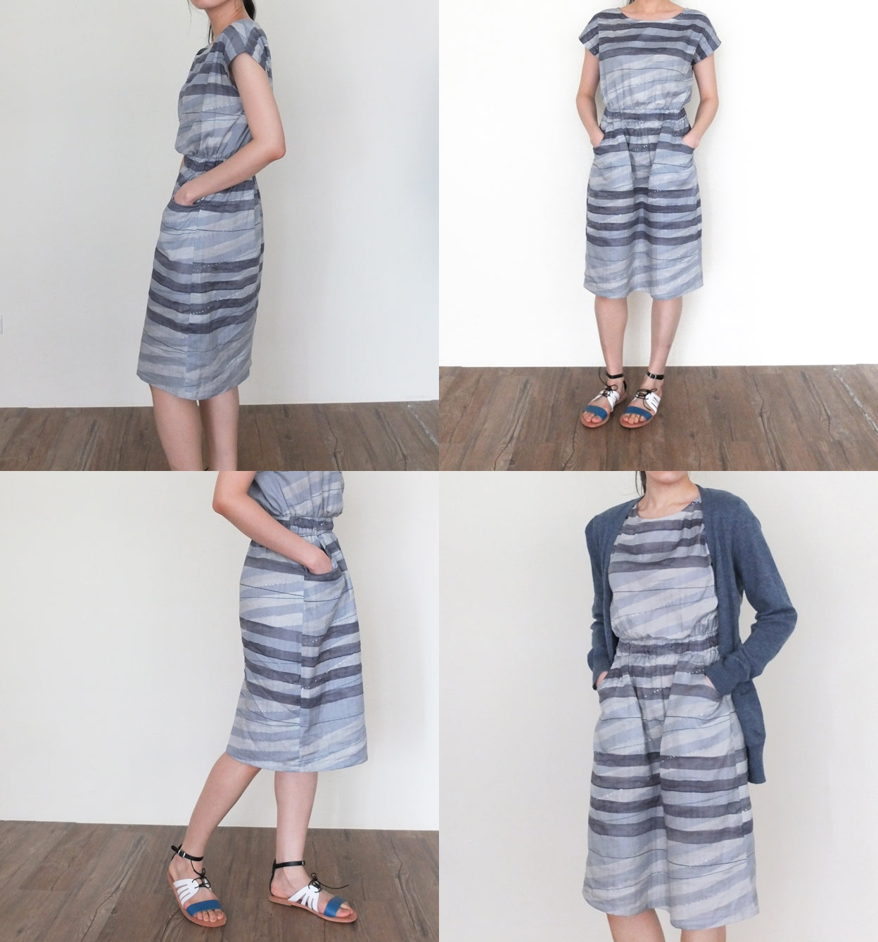 nani iro freeway dress by metaformose