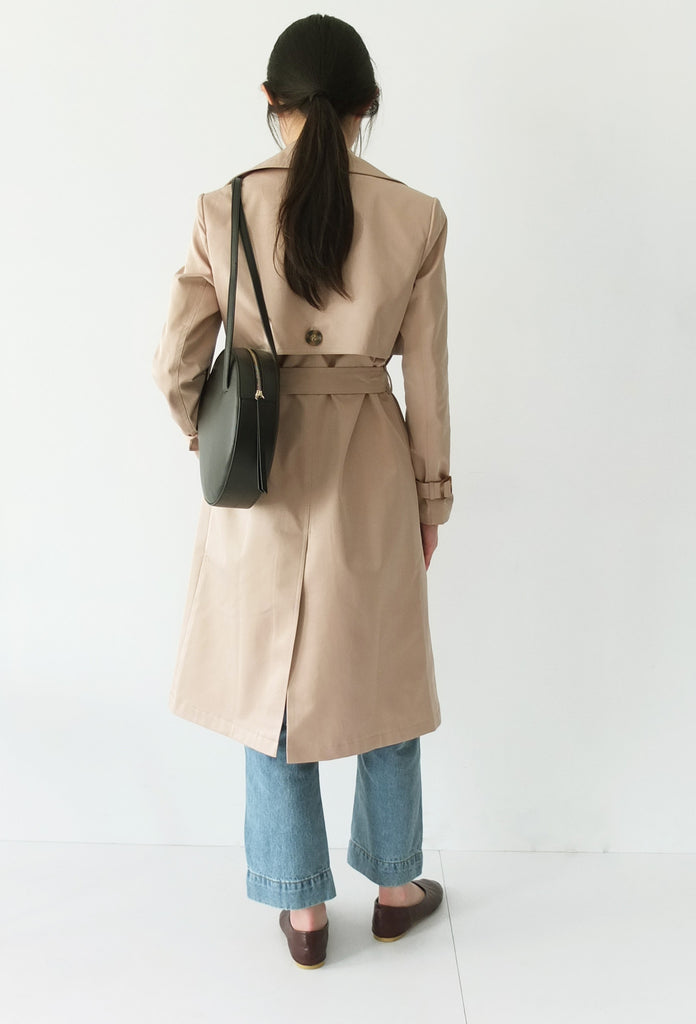 OXFORD TRENCH-sold out