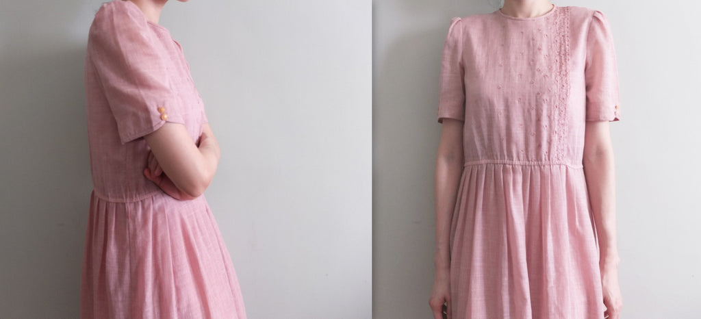 Rose dress {sold out}
