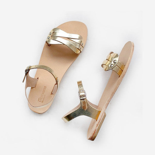 Aphrodite love knot sandal {Love from Cyprus}-sold out