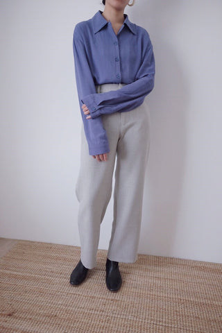 Ibsen Trousers (made with Japanese fabric, limited edition)