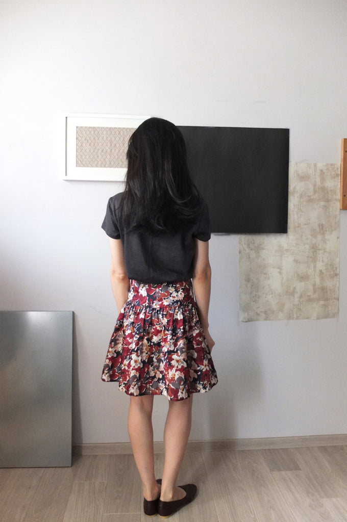 bouquet skirt-sold out