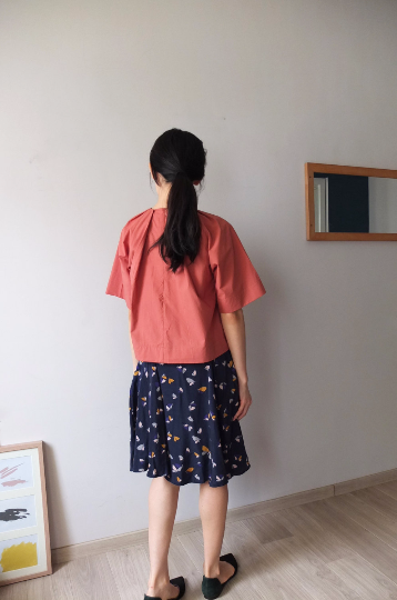 Museum skirt-sold out