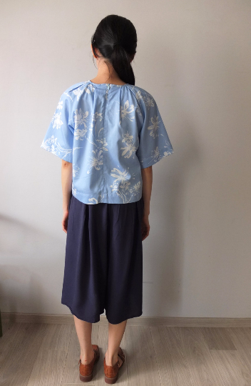 azalea blouse(sold out)