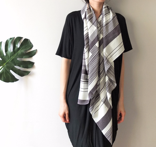clavier scarf-sold out