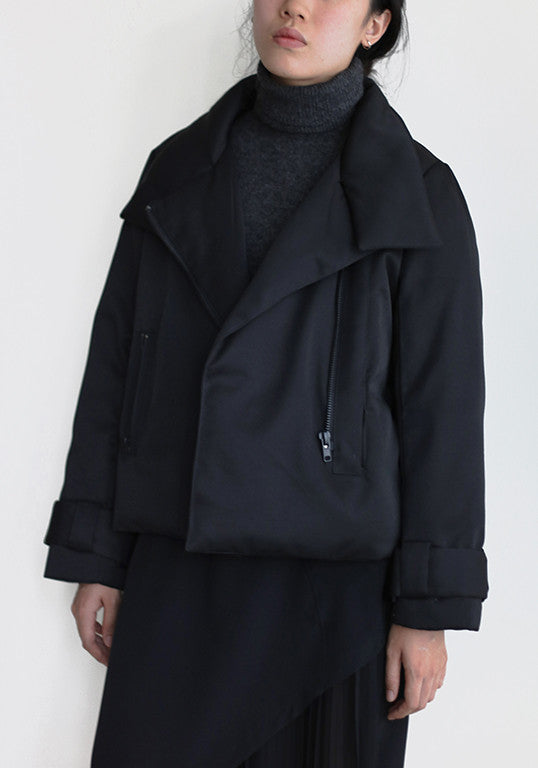MISAKI PUFFER JACKET-sold out