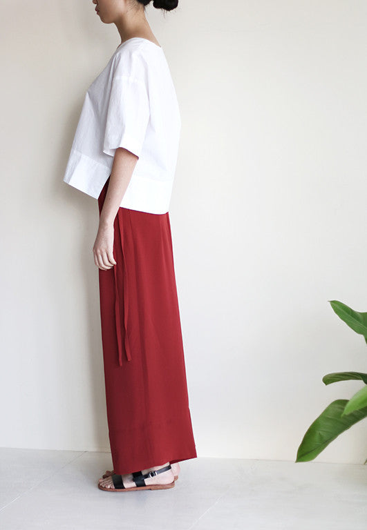 NURU TROUSERS-sold out