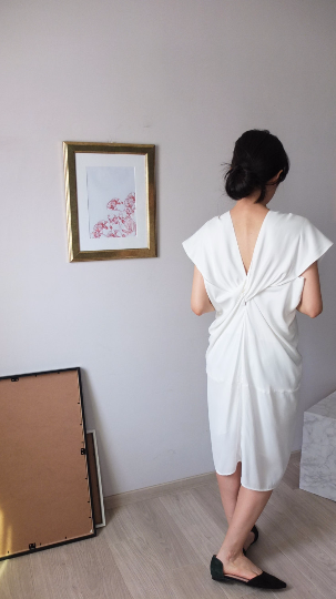 nœud DRESS (AVAILABLE IN OTHER COLOURS)