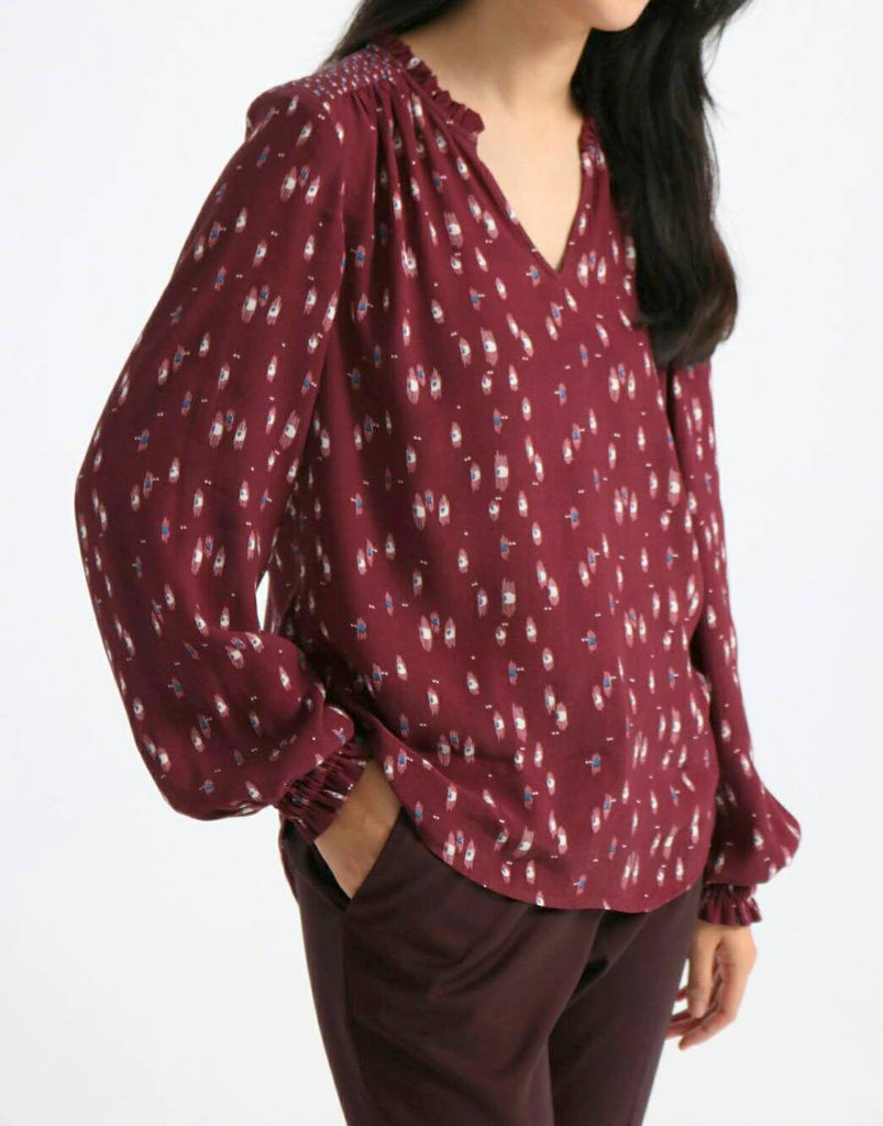 Page Blouse