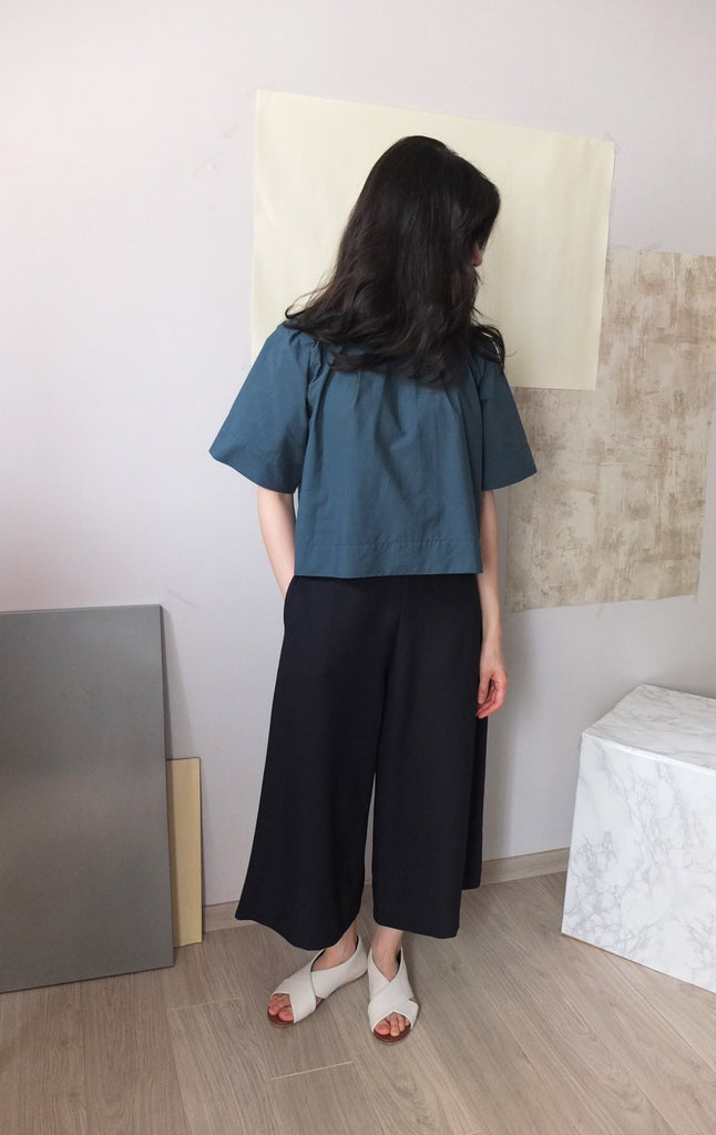 coupé palazzo pants-sold out