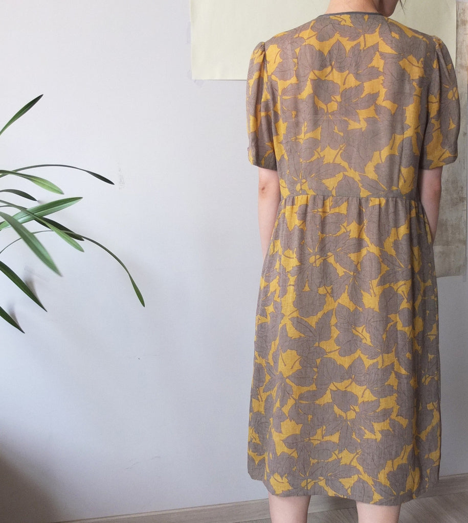 automne dress{sold out}
