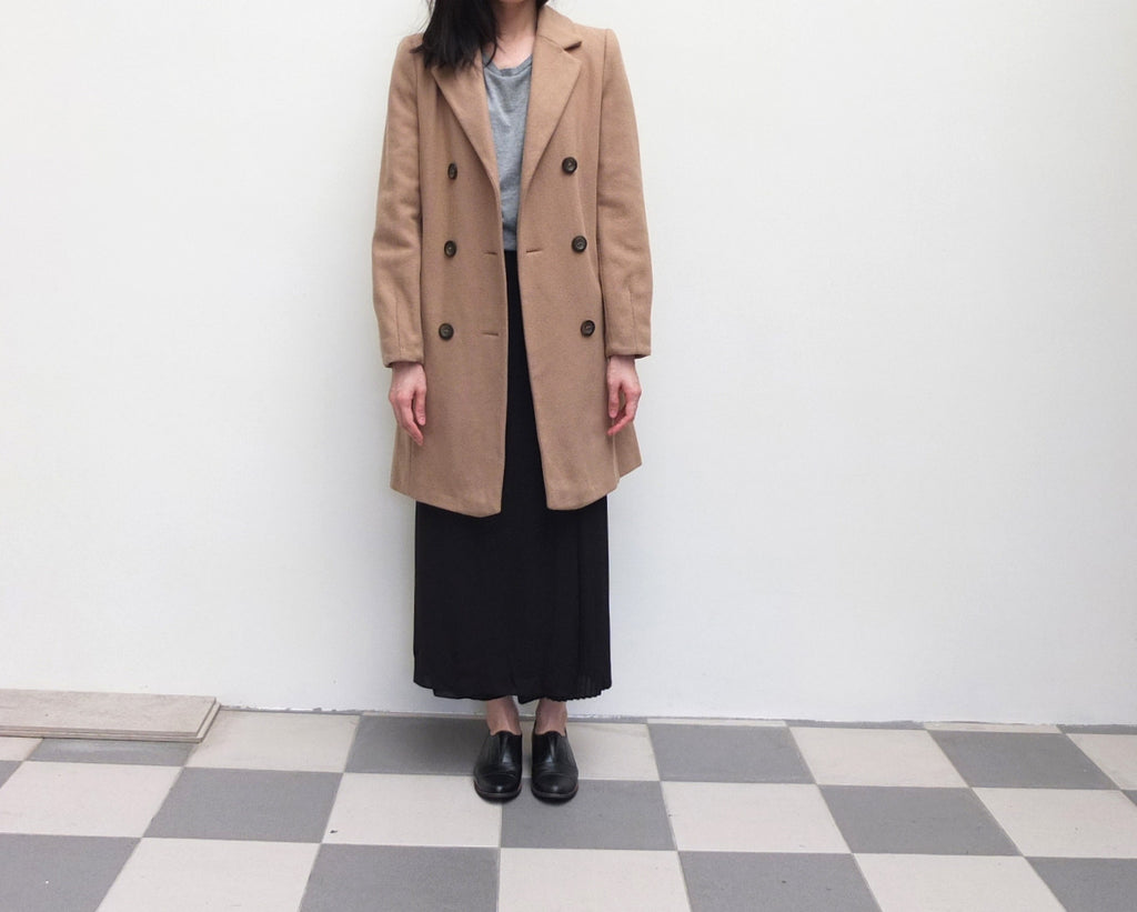 janvier coat{Sold out}